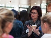 Meet the Stemettes event encourages young women in STEM