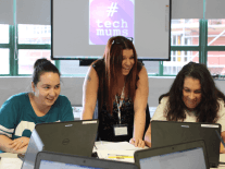 Techmums can boost entire families' digital knowledge – Sue Black