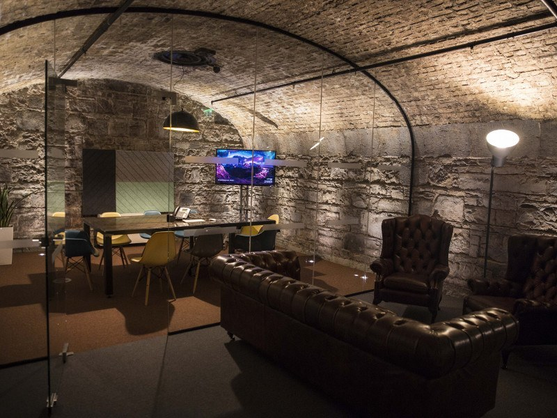 Dublin's newest start-up space The Vaults at Dogpatch opens for business