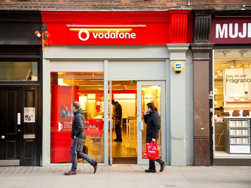 Vodafone UK confirms hackers accessed almost 2,000 customers' records