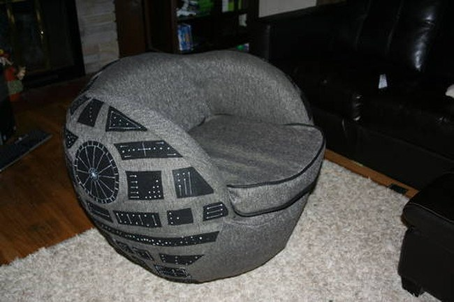 3 Deathstar chair Star Wars furniture |