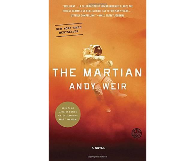 Sci-fi books: The Martian