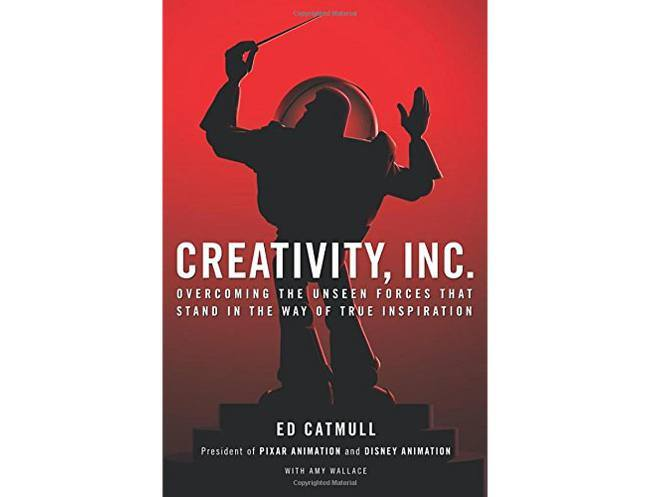 Best books for business: Creativity Inc