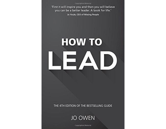 Best books for business: How to Lead