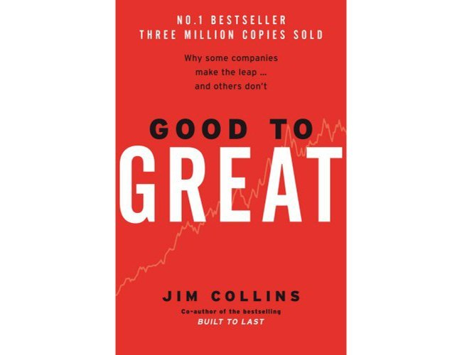 Best books for business: Good to Great
