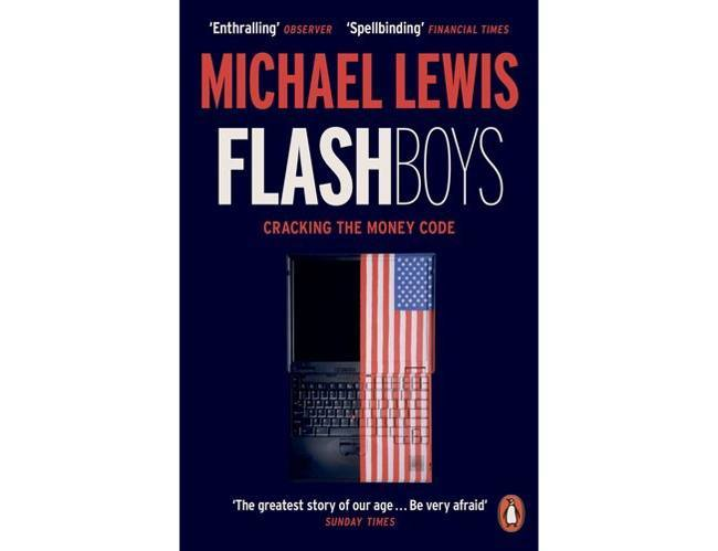Best books for business: Flash Boys