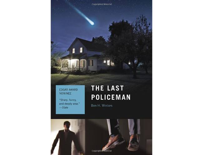 Sci-fi books: The Last Policeman