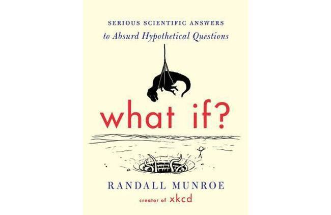 Non-fiction books: What If?