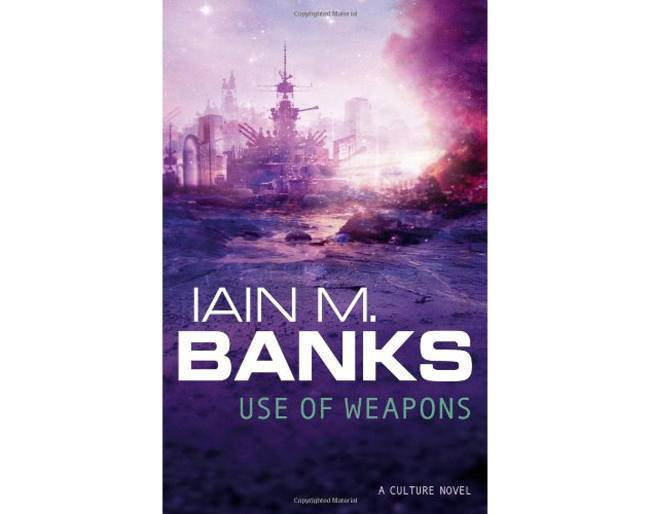 Sci-fi books: Use of Weapons