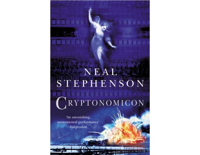 Sci-fi books: Cryptonomicon