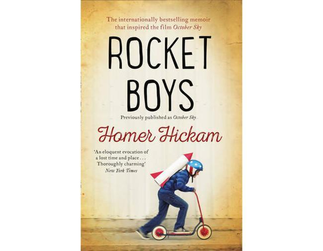 Non-fiction books: Rocket Boys