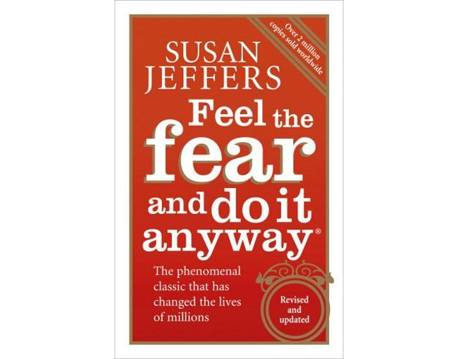 Best books for business: Feel the Fear and Do It Anyway