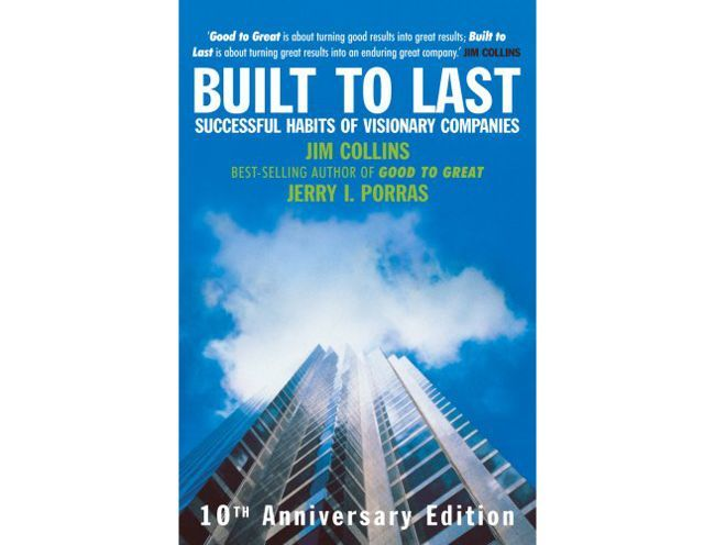 Best books for business: Built to Last
