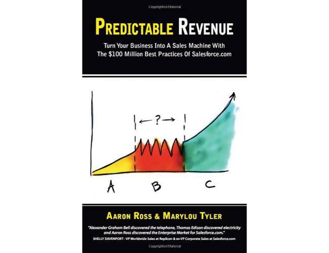 Best books for business: Predictable Revenue