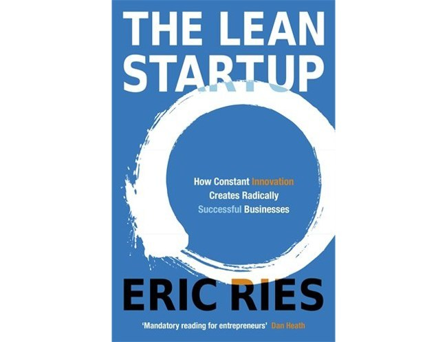 Best books for business: The Lean Startup
