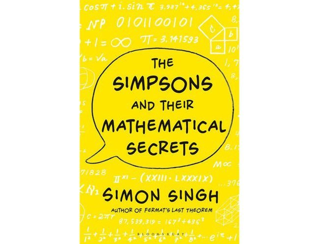 Non-fiction books: The Simpsons and Their Mathematical Secrets