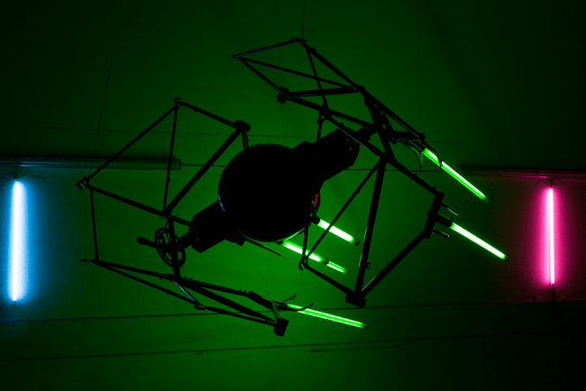 6 Star Wars Tie Intercepter Light fitting Star Wars furniture | Star Wars: The Force Awakens