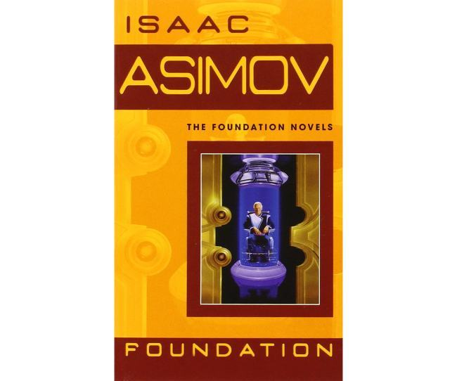 Sci-fi books: Foundation