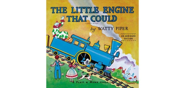 Best books for business: The Little Engine That Could