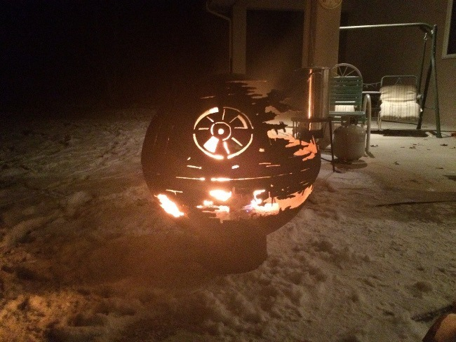 7 Firepit | Star Wars: The Force Awakens