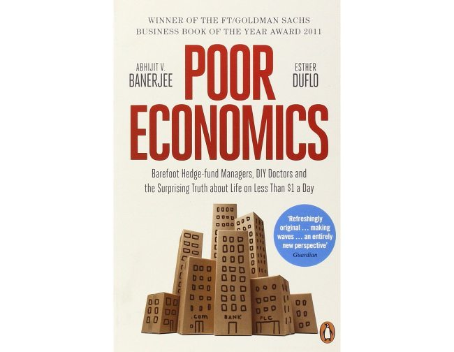 Best books for business: Poor Economics