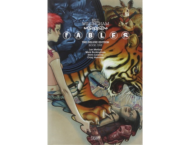 Sci-fi books: Fables
