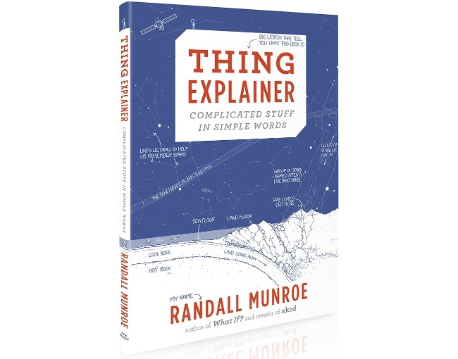 Non-fiction books: Thing Explainer