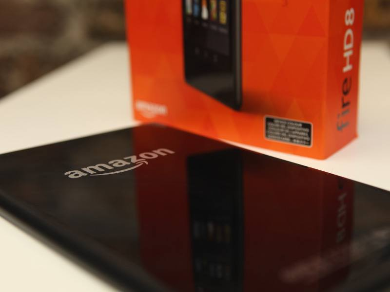 Amazon Fire HD 8 review: Can't argue with the price