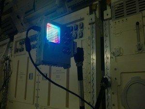 Astro Pi undergoing testing