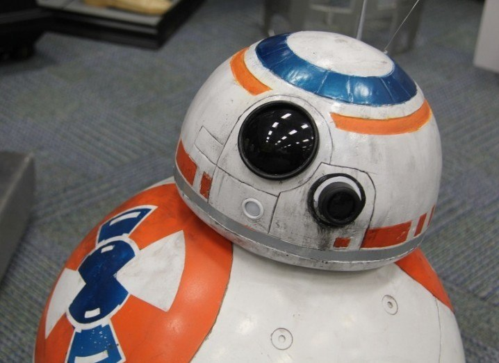 Star Wars: The Force Awakens' BB-8
