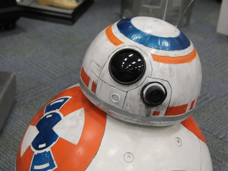 Watch: The curious adventures of BB-8