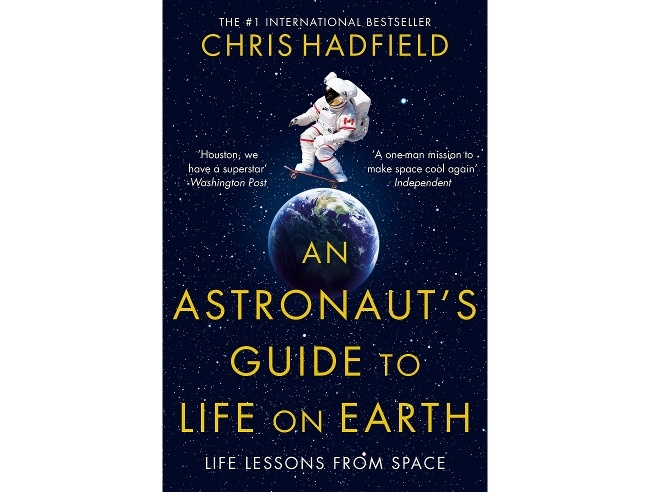 Non-fiction books: An Astronaut's Guide to Life on Earth