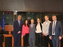 MEPs to be European ambassadors for CoderDojo