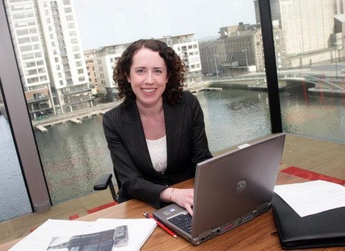 Edel Lynch, head of Accenture Analytics Innovation Centre, Dublin