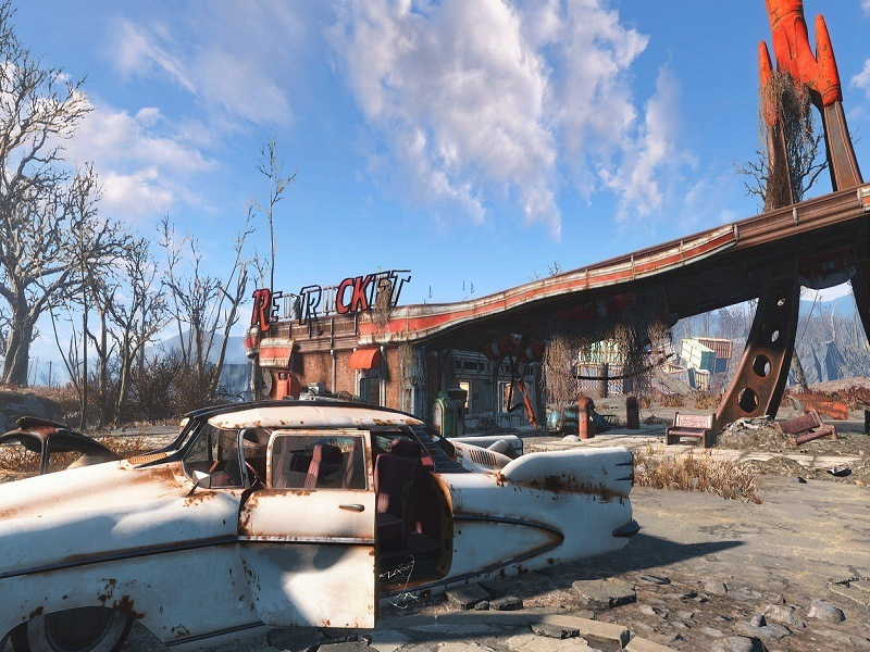 First Fallout 4 patch drops to fix major issues
