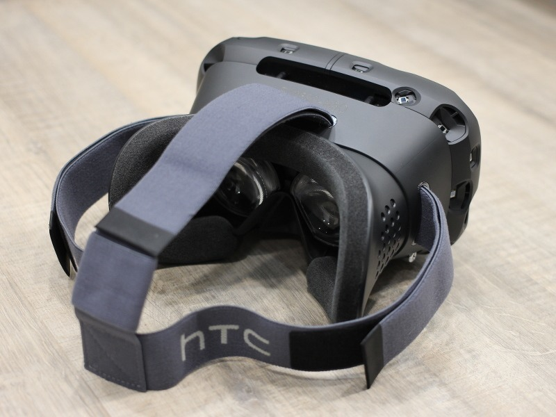 """HTC Vive coming with """"very big"""" VR breakthrough"""