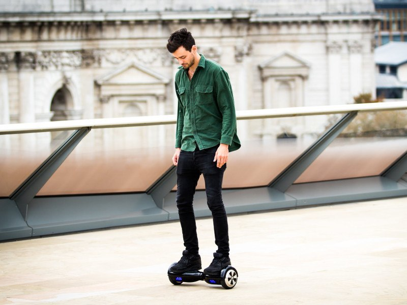 Goodbye hoverboards you weird, dangerous beasts