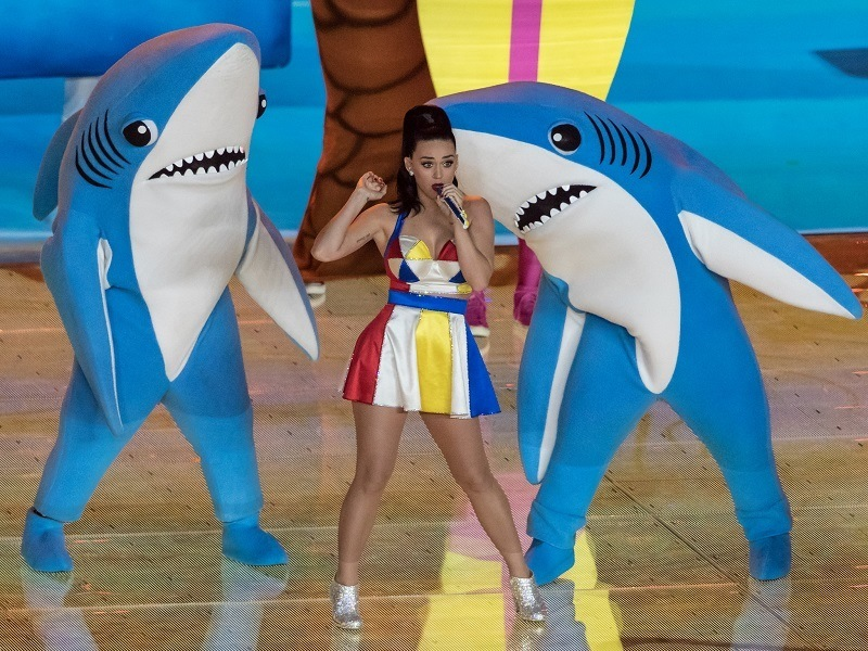 Remember when Left Shark danced its way into our hearts?