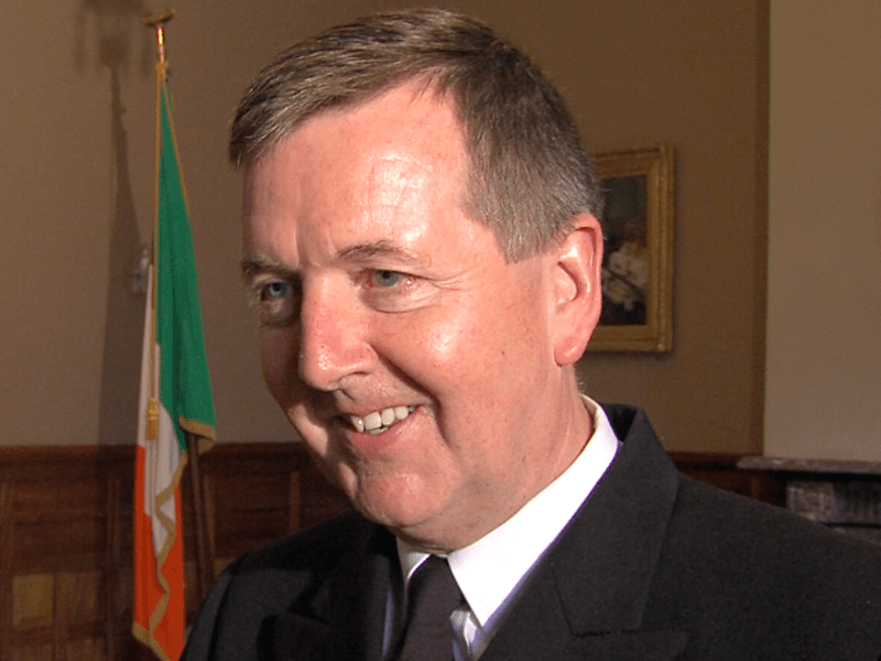 The Interview: Chief of Staff Mark Mellett on the future of the Irish Defence Forces (video)