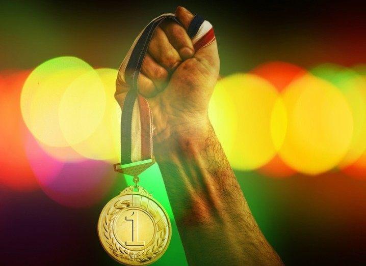Medal Accenture innovation KidsCode