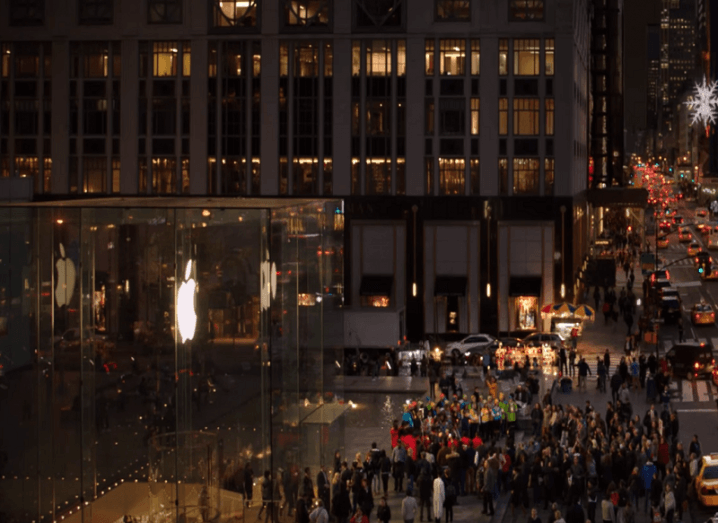 Microsoft and Apple