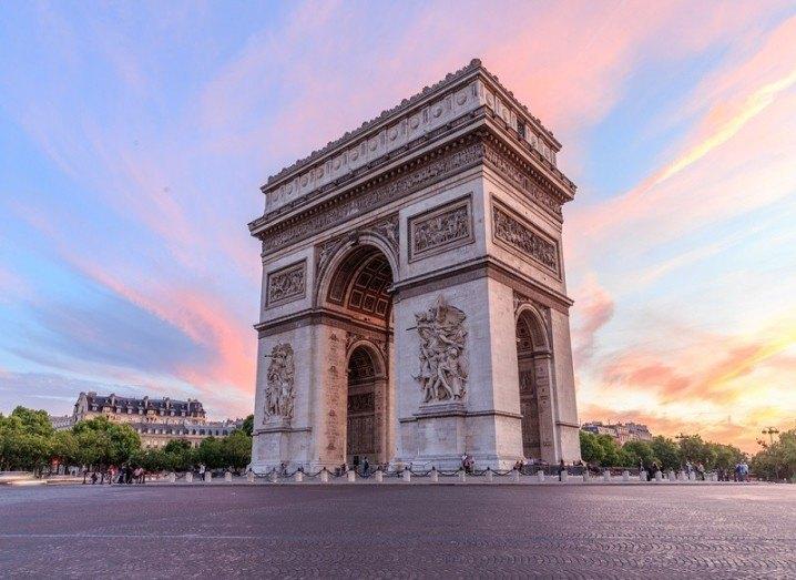 COP21: Arc de Triomphe