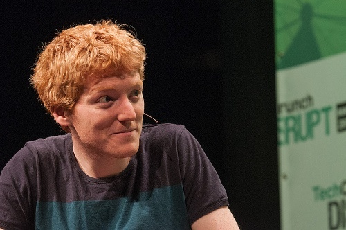Patrick Collison, co-founder and CEO, Stripe