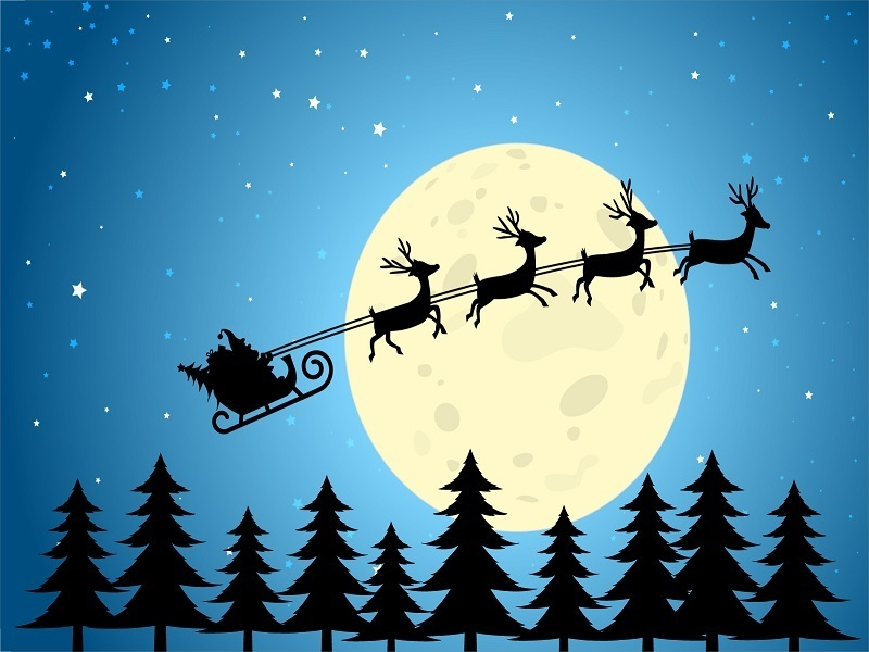 Santa tracker Google Doodle shows us elves are awesome coders