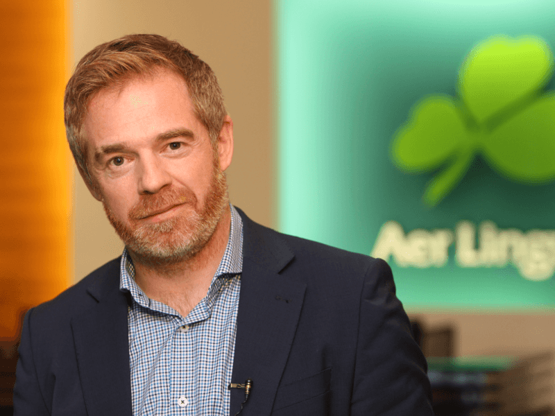 Aer Lingus is more than just an airline – it's a tech recruiter, too