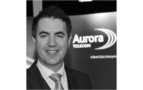 Sean O'Donnell, Aurora Telecom (Bord Gáis)