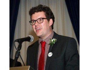 Shane Bergin, co-founder, City of Physics