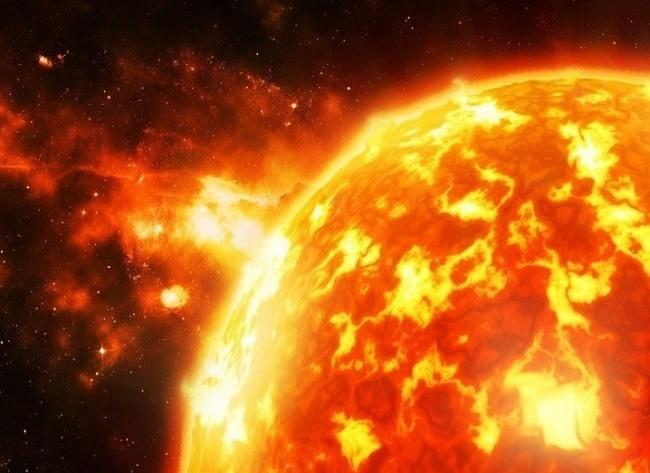 Solar Flare TCD