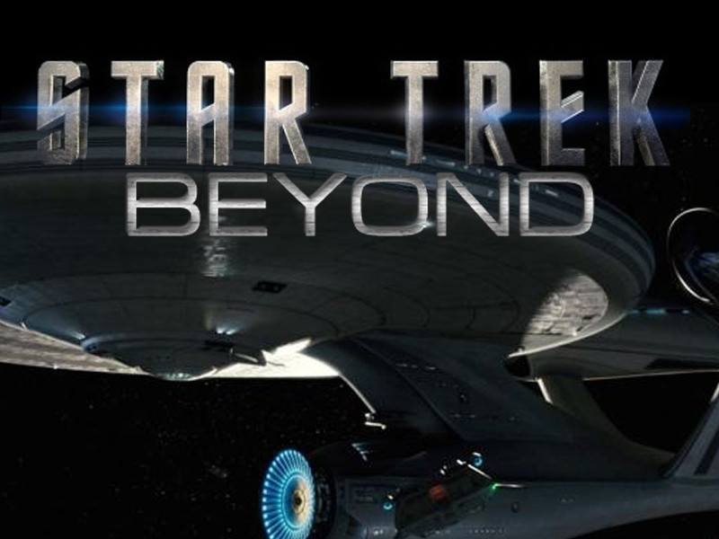 Star Trek Beyond, a rock 'n' roll experience