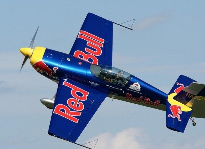 Entrepreneurs: Red Bull airshow